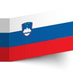 Flagge Slovenien