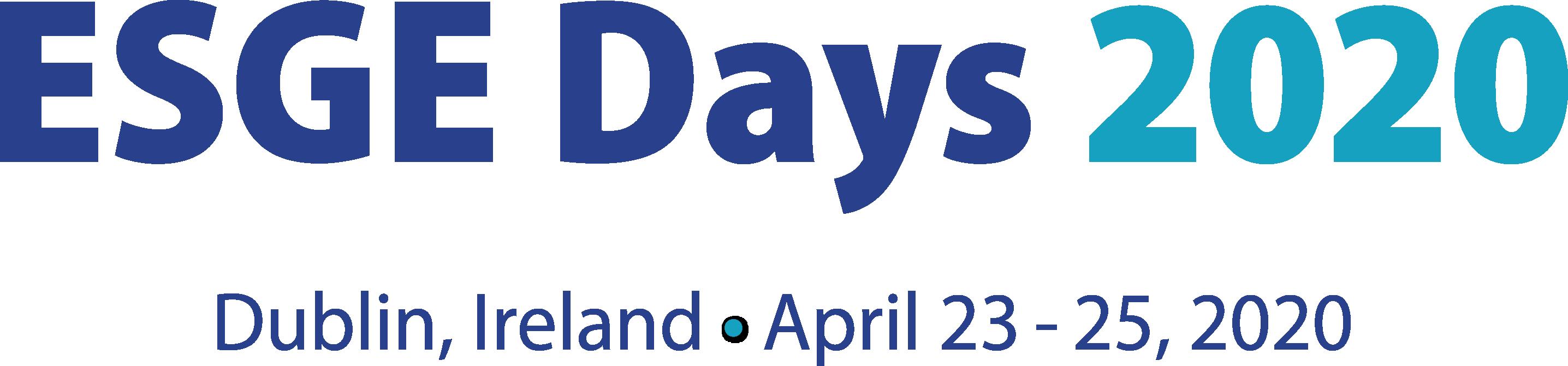 ESGE Days 2020 Dublin
