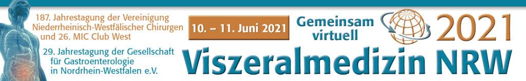 Viszeralmedizin NRW 2021